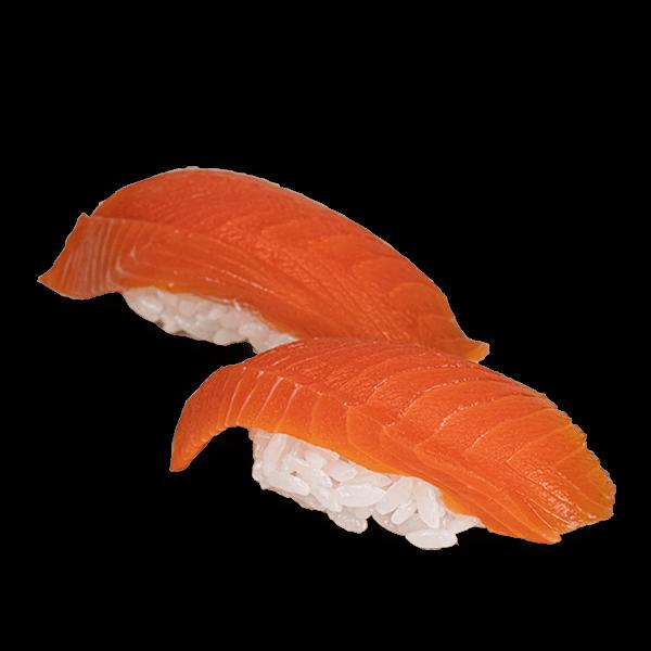 nigiri salmon alaska