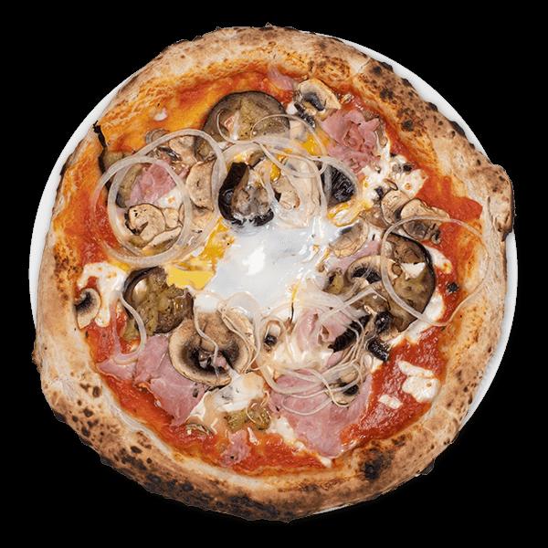 Pizza Romeo Giulieta