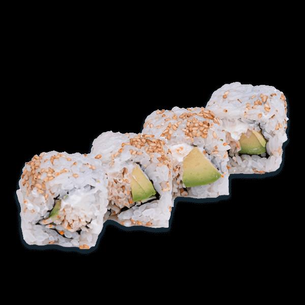 california roll pedir sushi online l'escala