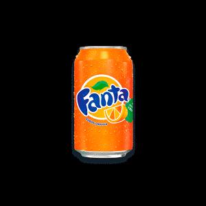 fanta naranja pazza lata